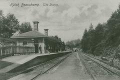 000916  Hatch Beauchamp Railway Station 1905