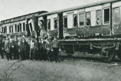 000834 Train crash on Ilminster to Taunton line 1907