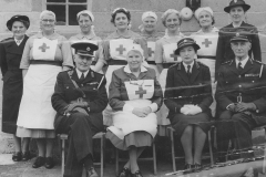 000622 Red Cross detachment, Ilminster c1960