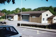 003715  Ambulance Station at Butts, Ilminster on the site of the former IUDC depot 2001