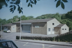 003737 Ambulance Station, Butts, Ilminster 2001