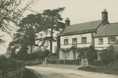 000887 The Firs, Ashill c1920