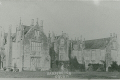 000738 Barrington Court c1904