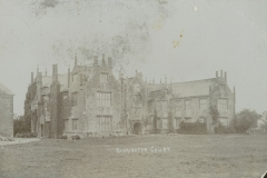 001090 Barrington Court c1900