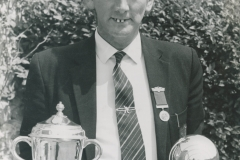 000199 Bryn Mattravers, National Indoor Bowls Champion 1972/1973