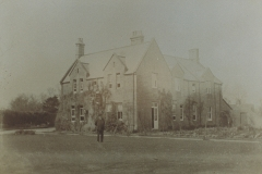 002031 The Vicarage c1900
