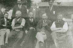 002533 Committee members for Silver Jubilee or Coronation c1936