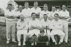 002654 Broadway Cricket Club c1952