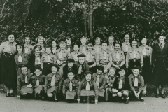 002655 Broadway Guides and Brownies 1956