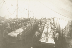 000315 George V's Silver Jubillee celebrations in marquee at the Rec. Ilminster 1935
