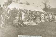 000318 George V's Silver Jubillee celebrations at the Rec. Ilminster 1935