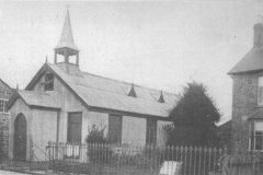 003947 Union Mission Church, Ditton Street, showing the church known as the Tin Tabernacle c1930