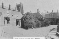 002624 Court Barton when it was green 1920