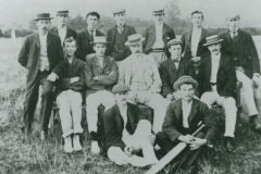 002306 Ilminster Cricket Club c1890