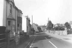 000166 Houses opposite Swanmead School c1970