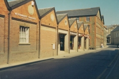 002214 Originally F F Day Foley laundry building now converted into commercial premises 1988
