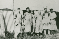 000814 Staff at Donyatt Pottery 1933
