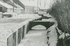 000751 A snowy Dowlish Wake c1960