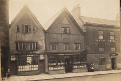 000026 Shop fronts on the south side of East Street 1889