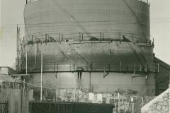 000401 Gasholder erected 1909 and demolished 1978
