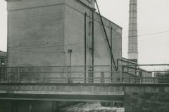 002341 Horlicks factory and new Hort Bridge c1982