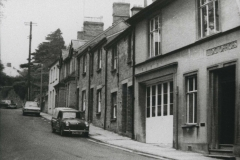 002929 North Street, Ilminster Includes UDC offices, Fire Station and cottages c1960s