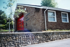 003716 Fire Station at Butts, Ilminster 2001