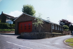 003717 Fire Station at Butts, Ilminster 2001