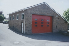 003736 Fire Station at Butts, Ilminster 2001