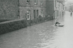 000514 Flooding in Ditton Street, Ilminster 1947