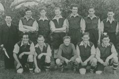 000203 Ilton Football Club team c1955