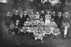 002645 Ilminster Football Club team and officials 1934-1935