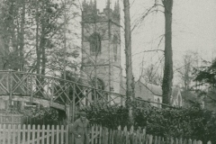 000915 Hatch Beauchamp Church c1910