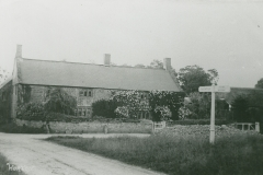 000741 Manor Farm, Horton Corner c1900