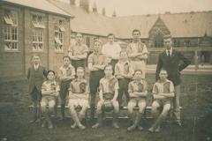 000215 Ilminster Grammar School Football Team 1920