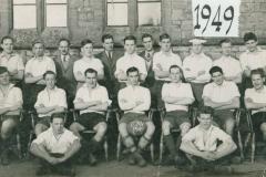 000221 Ilminster Grammar School Rugby Team 1949