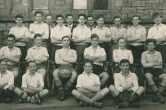 000222 Ilminster Grammar School Rugby Team 1948