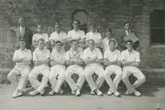 000224 Ilminster Grammar School Cricket Team 1942