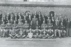 003025 Ilminster Grammar School pupils of Walrond Cock House 1940