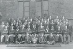 003026  Ilminster Grammar School pupils of Walrond Cock House 1941