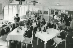 000709 Art and Craft class, Ilminster Girls Grammar School 1954