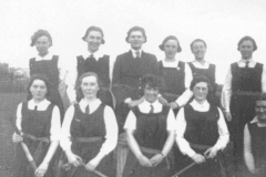 002232 Hockey Team, Ilminster Girls Grammar School 1936