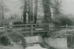 000733 The ford at Frost Lane c1907