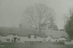 003146 Cottages at Ilton Green c1900