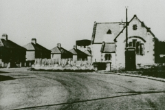 003148 Ilton School and council houses c1930