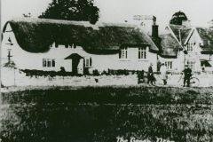 003150 Cottages at Ilton Green c1900