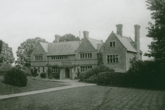 003152 Front of Ilton Rectory 1910