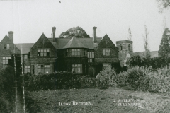 003153 Back of Ilton Rectory c1910