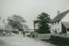 003154 Junction with Cad Road c1910