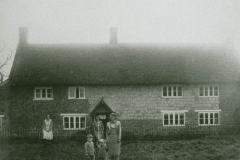 003157 Cad Green Cottage c1920